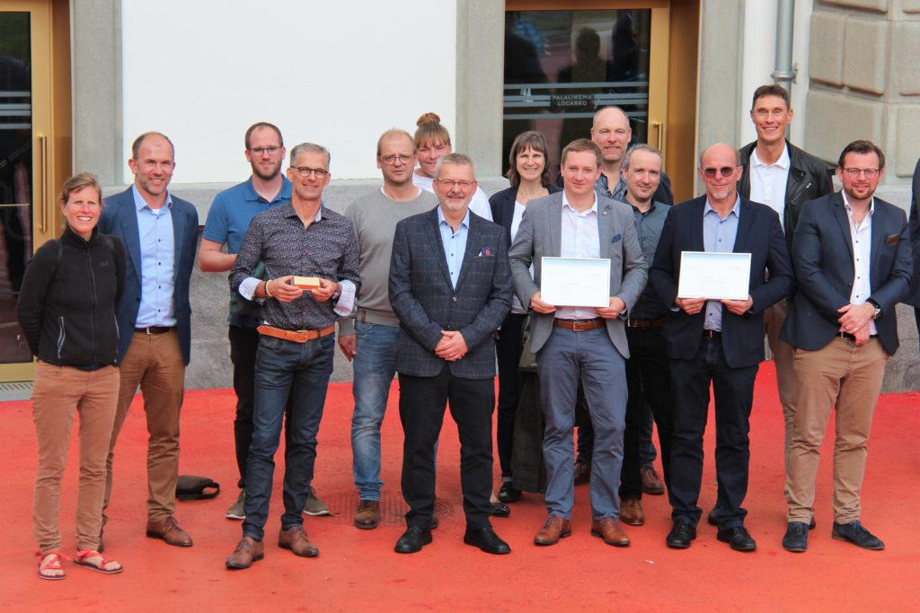 Photo de groupe Klimapakt