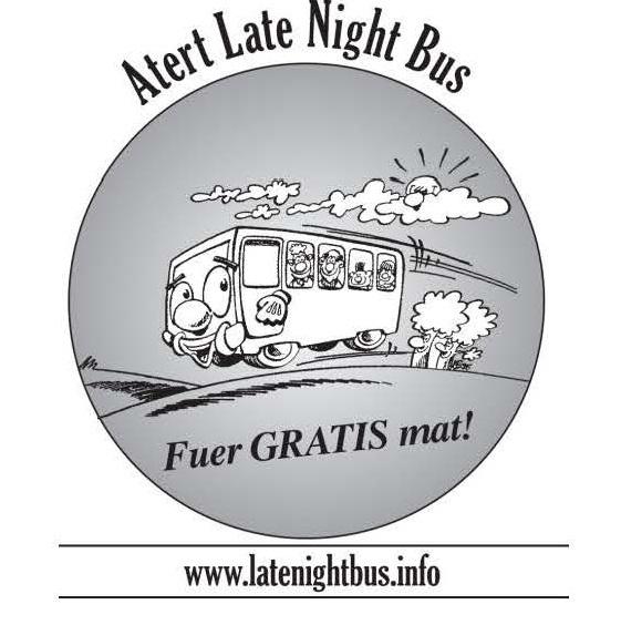late night bus logo