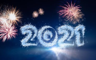 Feu d'artifice 2020-2021