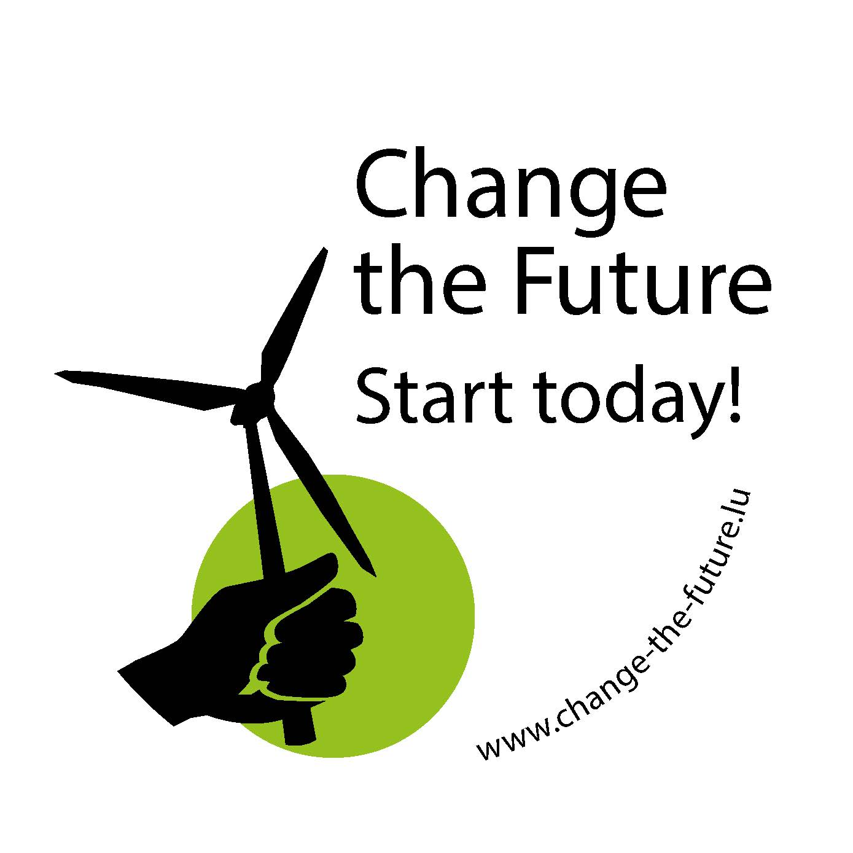 logo change the future